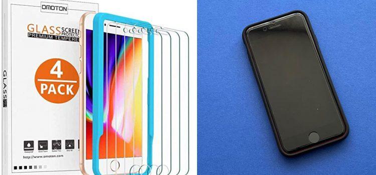 Apple iPhone SE 2020 – Das kleine Panzerglas von Omoton im Test