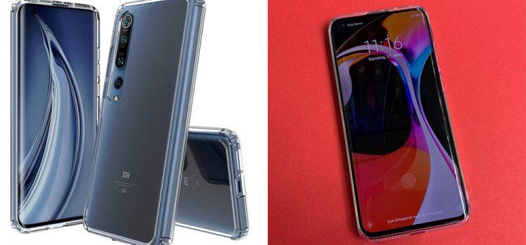 Xiaomi Mi 10 & Pro – Die transparente TPU Hülle von Elyco im Test
