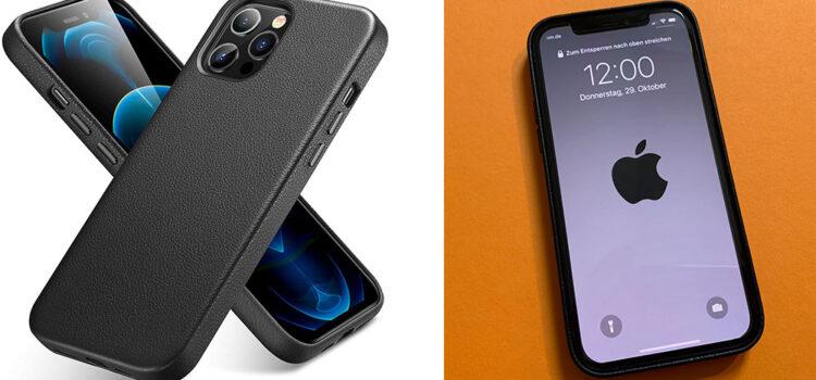 iPhone 12 (Mini, Pro & MAX) Hülle – Die echtleder Hülle von ESR im Test