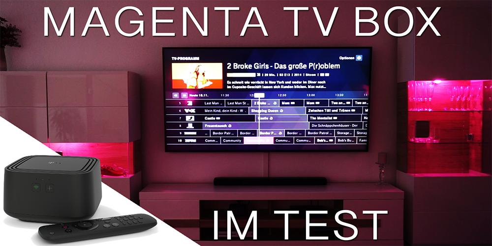 magenta tv box test