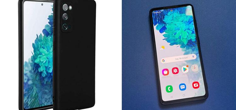 Samsung Galaxy S20 FE 5G – Die TPU Hülle von Newzerol im Test
