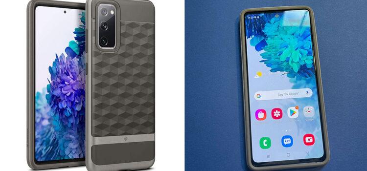 Samsung Galaxy S20 FE 5G – Die zweiteilige Hardcase Hülle von Caseology im Test