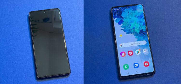 Samsung Galaxy S20 FE 5G – Die Schutzfolie von Smart Engineered im Test