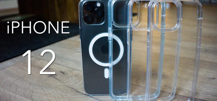 iPhone 12 – Die 4 Besten Transparenten Hüllen im Test