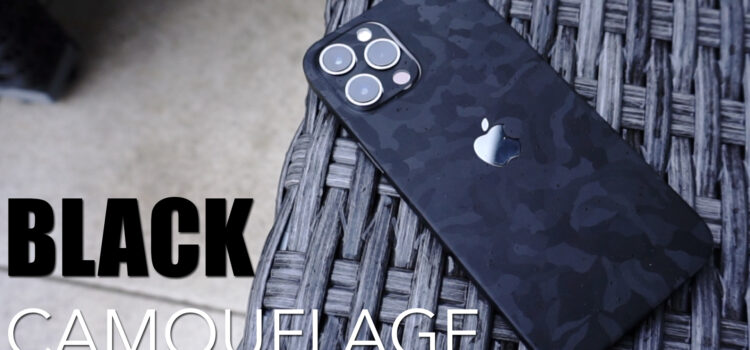 skin iphone 12 camouflage test