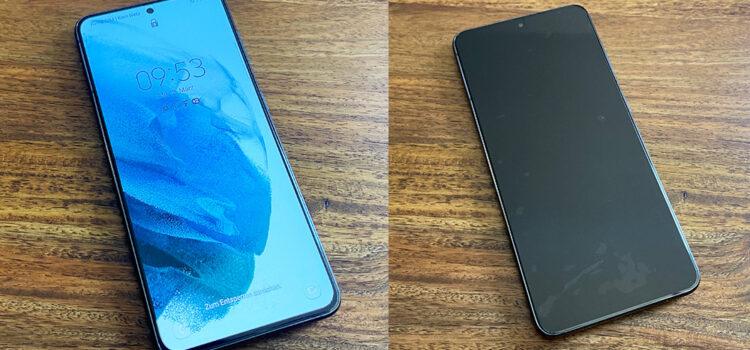 Samsung Galaxy S21 – Die Schutzfolie von Smart Engineered im Test