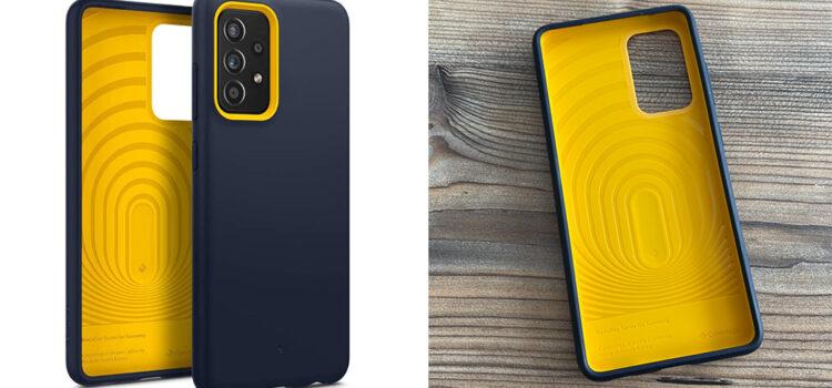 Samsung Galaxy A52 & A72 – Die Hülle von Caseology im Test