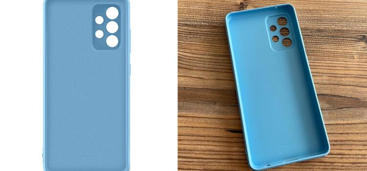 Samsung Galaxy A52 & A72 – Das Originale Silikon Cover im Test