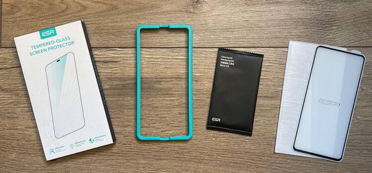 Samsung Galaxy A52 & A72 Panzerglas – Das große von ESR im Test
