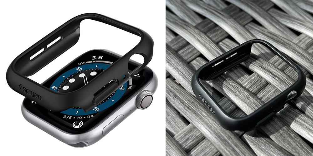 apple-watch-spigen-thin-fit-hülle-test-1