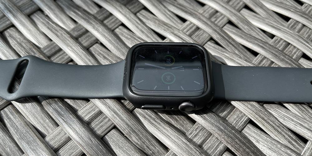 apple-watch-spigen-thin-fit-hülle-test-2