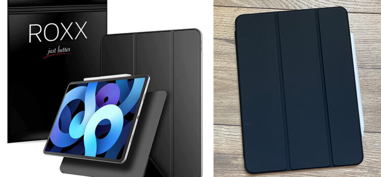 iPad Air 4. Generation 10.9 Zoll – Das Smart Folio von ROXX im Test