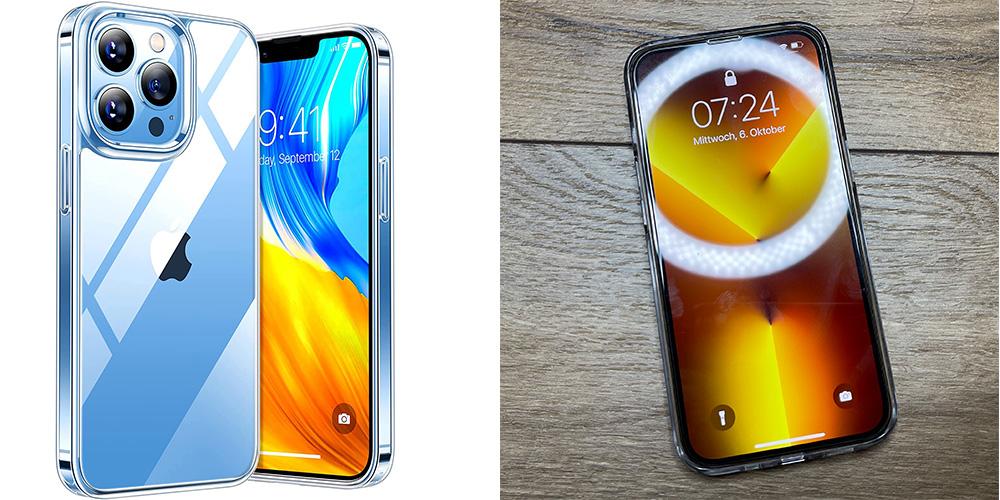 iphone-13-hülle-torras-diamond-transparent-2